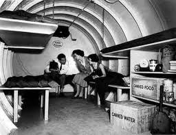 And remember kids, bomb shelters can remain useful as sex dens and grow houses!