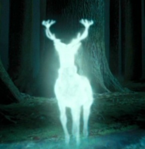 CAESAR's patronus is rumored to be just a giant throbbing dick.