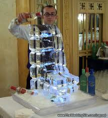 Vodka fountains. Think about it.