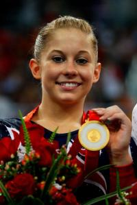 Shawn Johnson is flexible, but she is only employable by the Iowa State Midget Assocation, founded by Sen. Chuck Grassley.
