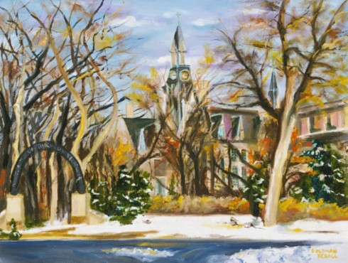 Northwestern_University_Winter