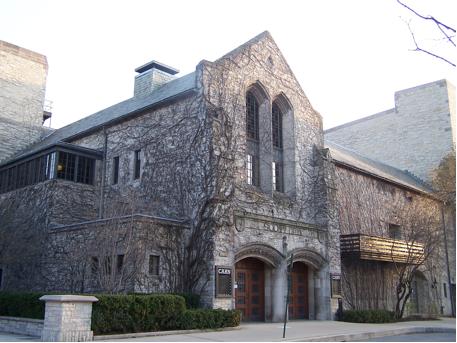 Cahn Auditorium