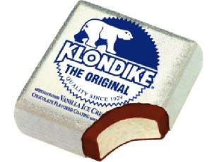 Unfortunately, 90s kids wouldn't have been young enough to experience the savory goodness that is a Klondike Bar®.  Definitely a major bummer, since many historians believe that the horrible Yellow Fever outbreak that affected the city of Philadelphia in 1793 could have been prevented if only citizens had eaten a Klondike Bar® every day.