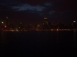 Lake Michigan at Night...SpoOoOoOoOoOoky!!!!!