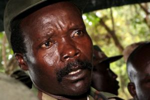 Bloodshot eyes?  Must be a hangover.  Kony, you dog, you.