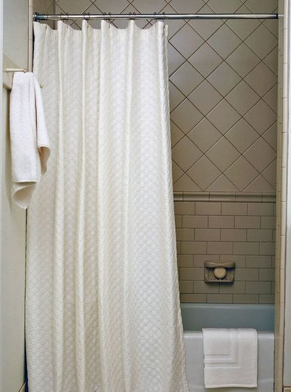 Crazed Murderer Relieved That You Didnt Check Behind Shower Curtain